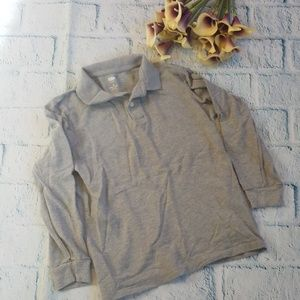 Kids Old Navy Long Sleeve Polo